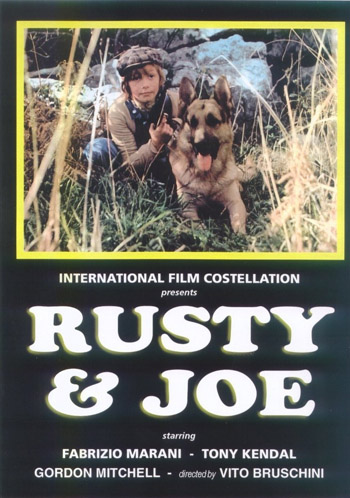 RUSTY AND JOE