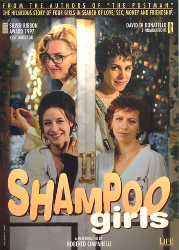SHAMPOO GIRLS