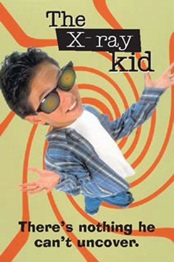 THE X-RAY KID