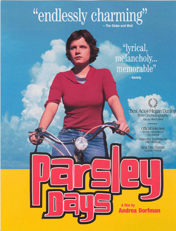 PARSLEY DAYS
