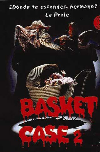 BASKET CASE II: ¿DÓNDE TE ESCONDES, HERMANO?