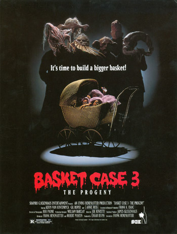 BASKET CASE III: LA PROLE