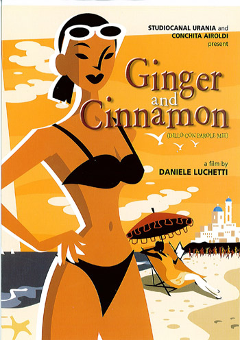 GINGER AND CINAMON