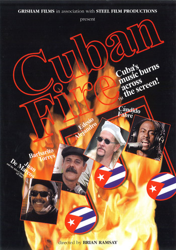 CUBAN FIRE