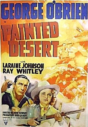 THE PAINTED DESERT (1938)
