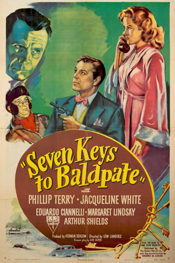 SEVEN KEYS TO BALDPATE (1947)