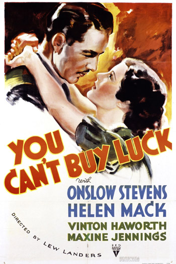 YOU CAN´T BUY LUCK