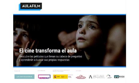 El mejor cine español y europeo accesible bajo demanda en los centros escolares