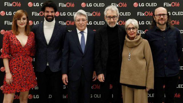 Nace FlixOlé, la mayor plataforma online de cine español